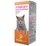 Api-San Лучший друг вермистоп антигельминтная суспензия для кошек..
