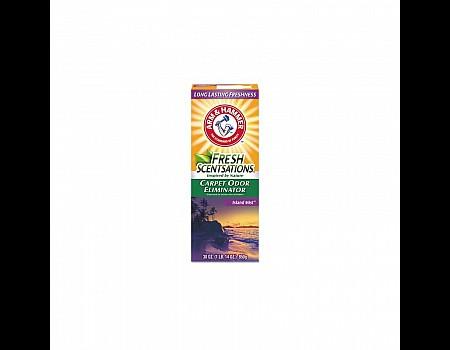 Arm&Hammer Туманний Острів (Island Mist) дезодорант для ковров в виде порошка, 850 г