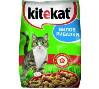 Kitekat сухой корм для котов  Рыбное ассорти 12 кг ..