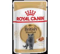 Royal Canin British Shorthair Adult  для британских короткошерстных ко..