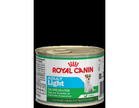 Royal Canin Adult Light Wet для собак мелких пород  с избыточным весом 0,195 кг