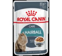 Royal Canin Hairball Care  для взрослых кошек, выведение шерсти 0,085 ..