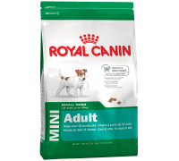 Royal Canin Mini Adult для собак мелких размеров с 10 месяцев до 8 лет..