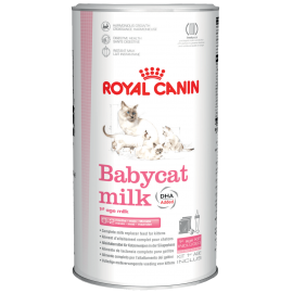 Royal Canin Babycat Milk заменитель кошачьего молока для котят  0,3 кг..