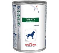 Royal Canin Obesity Canine Cans  для собак при ожирении,  0,41 кг..