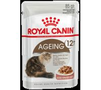 Royal Canin Ageing+12 Wet для кошек старше 12 лет, 0,085 кг..