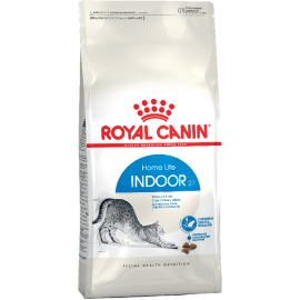 Royal Canin Indoor  для кошек от 1 до 7 лет, живущих в помещении  10 кг