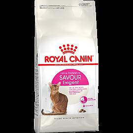 Royal Canin Exigent Savour для кошек, привередливых к вкусу продукта, ..