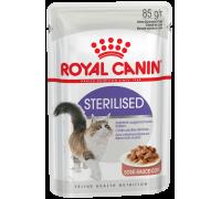 Royal Canin Wet Sterilised  для кошек при заболеваниях нижних мочевыво..