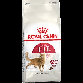 Royal Canin Fit  Для взрослых кошек в возрасте от 1 до 7 лет, 10 кг..