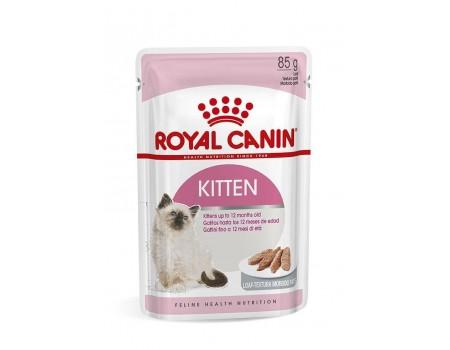 Royal Canin (Роял Канин) KITTEN LOAF - Влажный корм для котят в возрасте 4-12 месяцев 85г