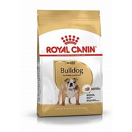 Royal Canin Bulldog Adult для Бульдогов старше 12 месяцев 12 кг..