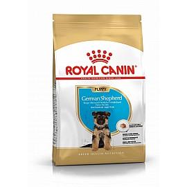 Royal Canin German Shepherd Puppy для щенков Немецкой овчарки до 15 ме..
