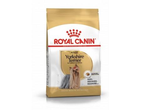 Royal Canin Yorkshire Adult  для собак породы йоркширский терьер в возрасте с 10 месяцев, 1,5 кг