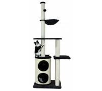 Домик для кошки TRIXIE - Maqueda, 61х51х192 см, черный..