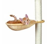 Домик для кошки TRIXIE - Гамак для кошачьего домика, Д-40 см, бежевый..