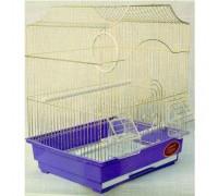 Клетка для птиц A412 , золото..